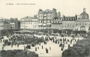 """29 Finistere CPA FRANCE 29 """" Brest, Place du Champ de Bataille""""."""