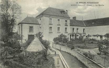 "CPA FRANCE 61 ""Boissy Maugis, Le moulin""."