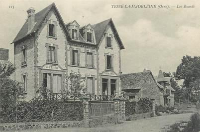 """CPA FRANCE 61 """"Tessé la Madeleine, Les Buards""""."""