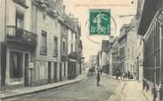 """61 Orne CPA FRANCE 61 """" Sees, Grande rue et route d'Alençon""""."""