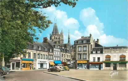 """CPSM FRANCE 61 """"L'Aigle, Place Boislandry""""."""
