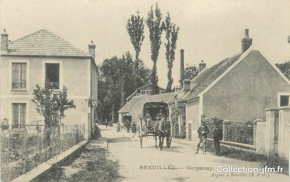 Cpa france 91 breuillet 91 essonne autres communes for Breuillet 91