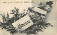 """33 Gironde CPA FRANCE 33 """" Souvenir de Libourne"""""""