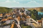 """49 Maine Et Loire CPA FRANCE 49 """" Chalonnes sur Loire, Quartier Notre Dame""""."""