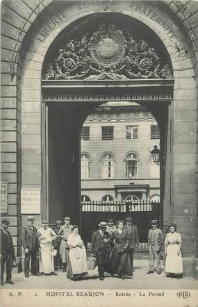 "CPA FRANCE 92 "" Clichy, Hôpital Beaujon""."