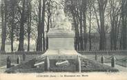 "27 Eure CPA FRANCE 27 ""Conches, Le monument aux morts""."