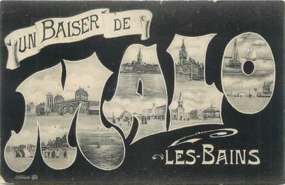 "CPA FRANCE 59 "" Malo les Bains, Vues""."