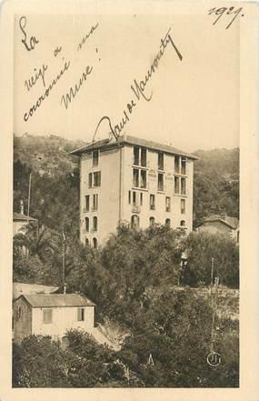 """CPA FRANCE 06 """"Le Cannet, Hôtel Pension Les Oliviers""""."""