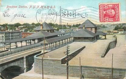 "CPA USA ""Massachusetts, Brockton station"""