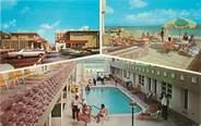 "Etat Uni CPSM USA ""Motel Miami Beach, Floride"""