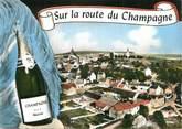 """51 Marne CPSM FRANCE 51 """" Châtillon sur Marne Vues""""."""