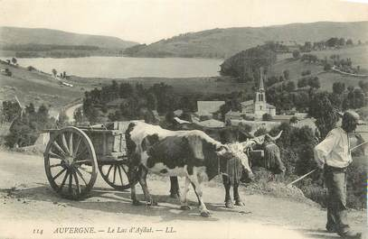 "CPA FRANCE 63 "" Aydat, Le lac""."