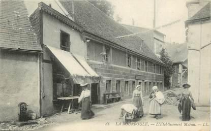 """CPA FRANCE 63 """" La Bourboule, L'établissement Mabnu""""."""