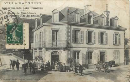 "CPA FRANCE 63 "" La Bourboule, Villa Raynoird""."