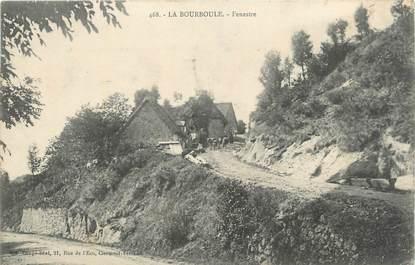 """CPA FRANCE 63 """" La Bourboule, Fenestre""""."""