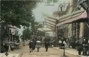 """63 Puy De DÔme CPSM FRANCE 63 """" La Bourboule, Terrasse du casino""""."""