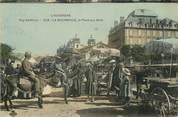 """63 Puy De DÔme CPSM FRANCE 63 """" La Bourboule, La Place aux ânes""""/ ANE"""