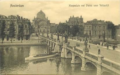 "CPA PAYS BAS ""Amsterdam"""