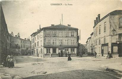 "CPA FRANCE 55 ""Commercy, La Poste"""