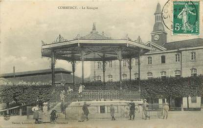 "CPA FRANCE 55 ""Commercy, Le Kiosque"""
