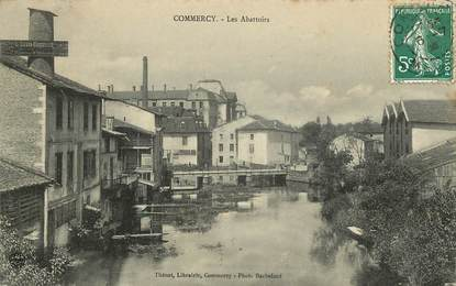 """CPA FRANCE 55 """"Commercy, Les Abattoirs"""""""