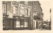"""63 Puy De DÔme CPA FRANCE 63 """" Thiers, Une fabrique de coutellerie Coutaret Denise""""."""