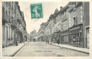 "70 Haute SaÔne CPA FRANCE 70 ""Luxeuil, Rue Carnot""."
