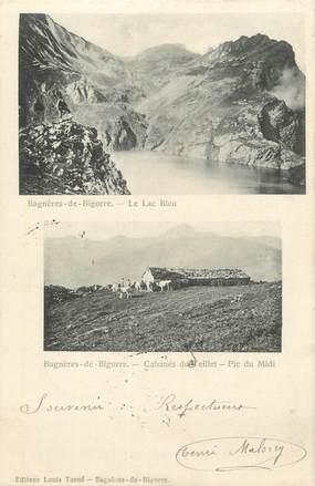 "CPA FRANCE 65 ""Bagnères de Bigorre, Vues'."