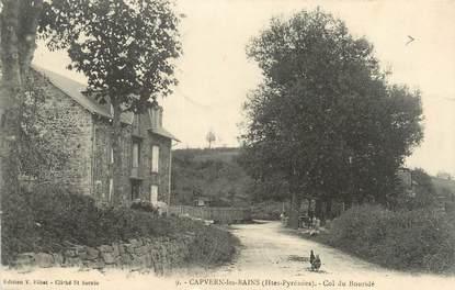 """CPA FRANCE 65 """"Capvern les Bains, Col de Bouridé""""."""