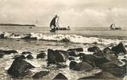 """Afrique CPSM COTE D'IVOIRE """"Sassandra, retour de pêche"""""""