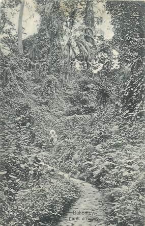 "CPA DAHOMEY ""Forêt d'Agony"""