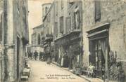 "46 Lot CPA FRANCE 46 "" Montcuq, Rue de l'église""."