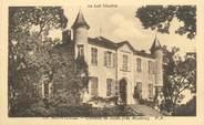 """46 Lot CPA FRANCE 46 """" Montcuq, Château de Janès """"."""