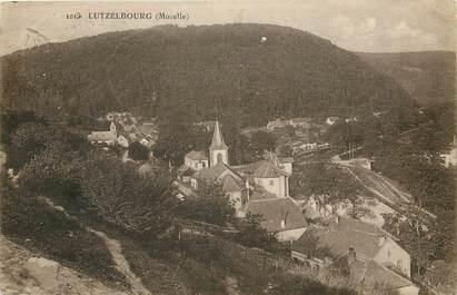 """CPA FRANCE 57 """"Lutzelbourg, vue générale"""""""