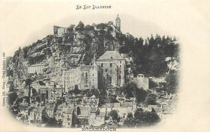 """CPA FRANCE 46 """"Rocamadour""""."""