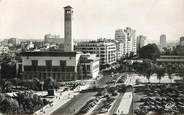 """Maroc CPSM MAROC """"Casablanca, les Services municipaux et l'avenue d'Amade"""""""