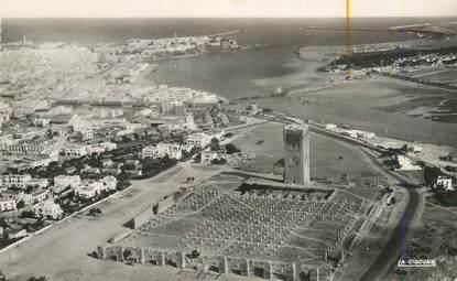 """CPSM MAROC """"Rabat, la Tour Hassan et ruines de la Mosquée"""""""