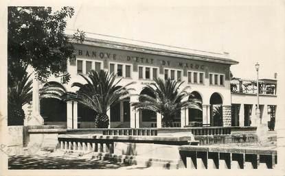 """CPSM MAROC """"Ville nouvelle, la Banque d'Etat"""""""