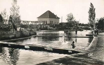 "CPSM MAROC ""Imouzzer du Kandar, la piscine"""