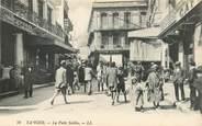"Maroc CPA MAROC ""Tanger, le Petit Sokko"""