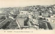 "Maroc CPA MAROC ""Tanger, vue prise de l'Hotel Continental"""