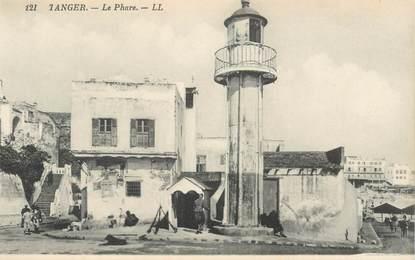 "CPA MAROC ""Tanger, le phare"""