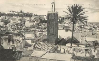 """CPA MAROC """"Tanger, la mosquée des Aissaouas"""""""