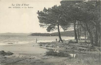 "CPA FRANCE 83 "" Hyères, La Badine""."