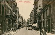 """57 Moselle CPA FRANCE 57 """"Metz, rue Serpenoise"""""""