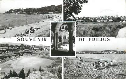 """CPSM FRANCE 83 """" Fréjus, Vues""""."""
