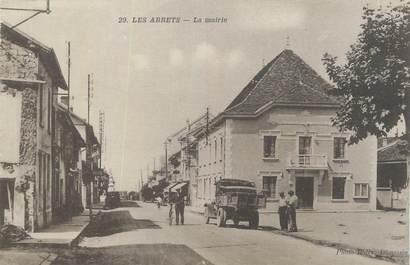 """CPA FRANCE 38 """"Les Abrets, La Mairie""""."""