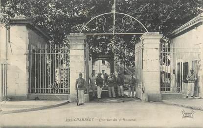 "CPA FRANCE 73 "" Chambéry, Quartier du 9ème Hussard"";"