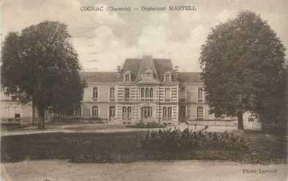 "CPA FRANCE 16 "" Cognac, Orphelinat Martell'."