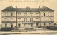 """16 Charente CPA FRANCE 16 """"Chasseneuil sur Bonnieure, L'Hôtel de Ville""""."""